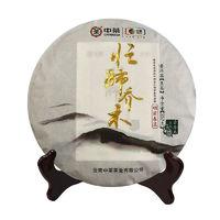 百亿补贴: 中茶 忙肺乔木生饼2019年云南普洱生茶饼 357g/饼