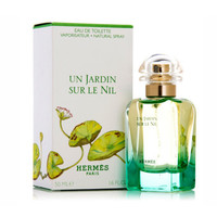 1日0点、考拉海购黑卡会员:HERMÈS 爱马仕 UN JARDIN SUR LE NIL 尼罗河花园 中性香水 50ml *3件