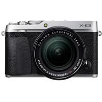 双11预售:FUJIFILM 富士 X-E3 APS-C画幅 无反相机套机(18-55mm f/2.8-4)