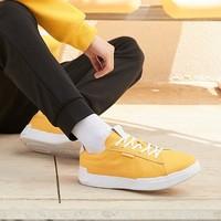 """双11预售:PEAK 匹克 态极""""仲夏""""  E02997B 帆布鞋"""