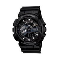 双11预售、88VIP:CASIO 卡西欧 G-Shock GA-110-1BDR 男士腕表