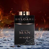 考拉海购黑卡会员:BVLGARI 宝格丽 当代绅士 黑色 男士淡香水 EDT 60ml *2件