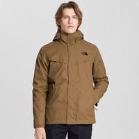 双11预售:THE NORTH FACE 北面 4U7X 男款三合一冲锋衣