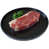 京觅·全球 阿根廷谷饲西冷牛排 400g/袋 2片 *3件