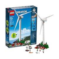 双11预售、考拉海购黑卡会员:LEGO 乐高 creator系列 10268 维斯塔斯风力发电机