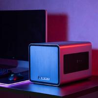 双11预售:宁美 魂 GD11 DIY台式电脑主机 分享版(i7-10700K、16GB  ,  512GB  ,  RTX 3070 )