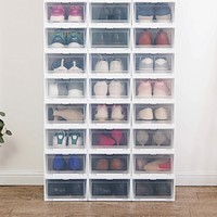 双11预售:IRIS 爱丽思 NSB-M340 鞋子收纳盒 6个装
