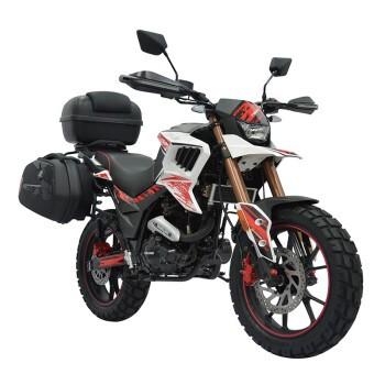 銀鋼 G250-2X 紅色 越野摩托車 250CC