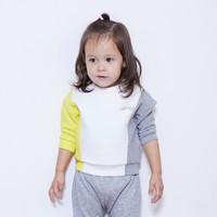 LI-NING 李宁 73-100 儿童时尚卫衣