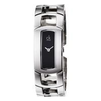 银联返现购:Calvin Klein Dress系列 K3Y2M111 女款时装腕表