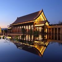 双11预售:西双版纳融创万达文华度假酒店 花园泳池别墅2晚(含早餐+傣秀门票2张)