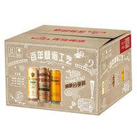 限地区:TSINGTAO 青岛啤酒 精酿组合 500ml*12听 *2件