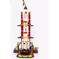 移动专享 : GUDI 古迪 8815 航天飞机发射台 679颗粒