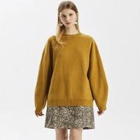 双11预售:ME&CITY 529559-330810 羊毛混纺针织衫