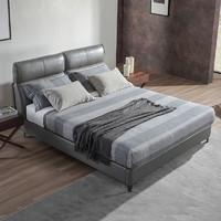1日0点:AIRLAND 雅兰 拉斐 意式轻奢真皮软床 1.5/1.8m