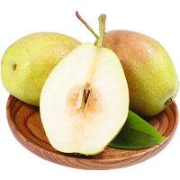 百亿补贴:万荣苹果 红香酥梨 5斤 单果150g
