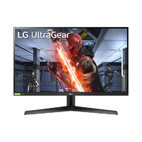 双11预售:LG 27GN800 27英寸IPS显示器(2K、144hz、1ms、HDR10)