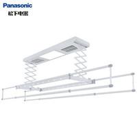 双11预售:Panasonic 松下 CWF-TF20LLC-W 铝合金智能电动晾衣架