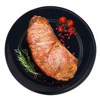 限地区:烧范儿 整切调理西冷牛排180g *8件