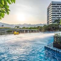 双11预售:可拆分!深圳大梅沙京基海湾酒店 豪华房2晚(含早+minibar)
