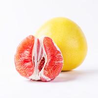 聚划算百亿补贴:B级- 福建平和 蜜柚 2个
