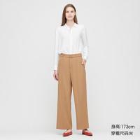 UNIQLO 优衣库 UQ429413000 女装花式衬衫
