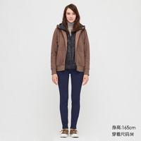UNIQLO 优衣库  UQ432176000 女装高弹力紧身长裤