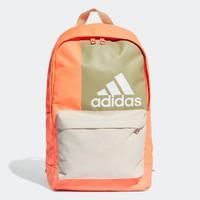 1日0点:adidas CLAS BP POCK BL DZ8277 男女训练运动双肩背包