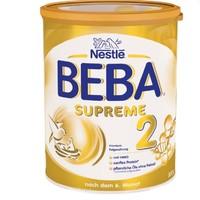 Nestlé BEBA 雀巢贝巴 SUPREME 婴儿奶粉 2段 800g*6罐