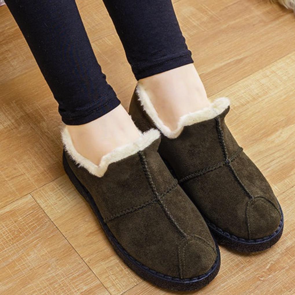 康順祥   女款加厚保暖棉鞋