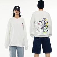 双11预售:COPPOLELLA x Disney迪士尼联名 涂鸦鬼脸米奇卫衣