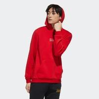 双11预售:adidas 阿迪达斯 M C+ HOODY FP7484 男士套头卫衣
