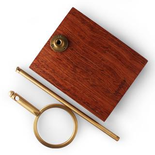 Mongdio咖啡手冲架 复古咖啡架滴漏手冲咖啡壶套装架滤杯器具架子