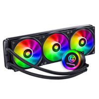 Apexgaming 美商艾湃电竞 NanCool 360 CPU水冷散热器