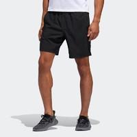 1日0点:adidas 阿迪达斯 FSK69 男士梭织短裤