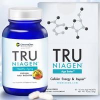 双11预售:Tru Niagen 烟酰胺核糖乐加欣焕活丸  60粒/瓶
