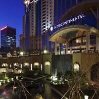 宁波洲际酒店 高级房1晚(含早餐+自助晚餐)