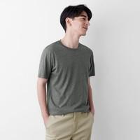 lativ 诚衣 46312 男士纯棉圆领短袖T恤