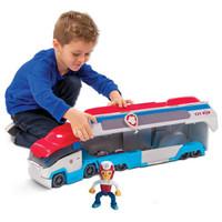 双11预售:PAW PATROL 汪汪队立大功 大型救援巴士套装(只含莱德沙滩车)
