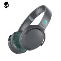 1日0点:Skullcandy 骷髅头 Riff Wireless 无线蓝牙头戴式耳机 灰色
