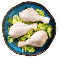 限地区:新希望 六和 琵琶腿 1kg*2件 + 鸡翅中 1kg + 鸡胗 1kg + 鸭掌 500g  +凑单品