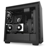 1日0点: NZXT 恩杰 H710i DIY中塔ATX机箱 黑色