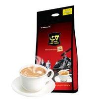 G7 COFFEE 中原咖啡 速溶咖啡 香浓三合一咖啡100条 1600g *3件