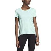 1日0点:adidas 阿迪达斯 CHILL TEE W EI6377 女子运动T恤