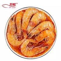 初鲜   麻辣海虾   260g *10件