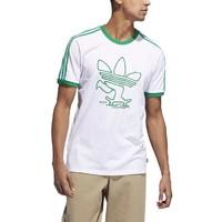 1日0点:adidas 阿迪达斯 MEKA TRE TEE EC4885 男子短袖T恤