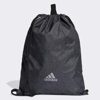 1日0点:adidas RUN  GYM BAG FJ4515 男女跑步运动抽绳袋