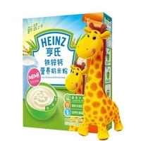 Heinz 亨氏 强化铁锌钙营养奶米粉 325g
