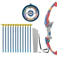 砺能玩具  发光弓箭大号  送12支箭+箭筒+标靶