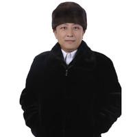 盛锡福 0060610570112 男女款 裘皮水貂美式帽